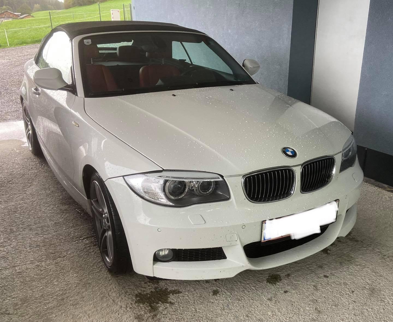 BMW Cabrio Gaspedalbox